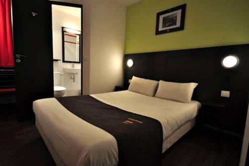 Enzo Hôtel Mulhouse-Morschwiller : Hotel near Mulhouse