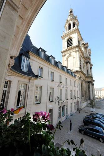 Hotel Des Prélats : Hotel near Nancy