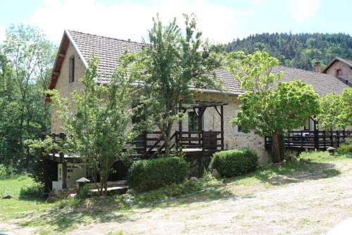 Domaine de Clarat : Guest accommodation near Rochepaule