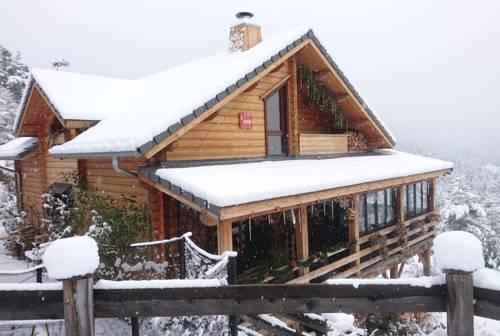 un balcon en montagne : Bed and Breakfast near Valdeblore