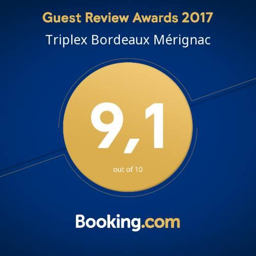 Triplex Bordeaux Mérignac : Apartment near Mérignac