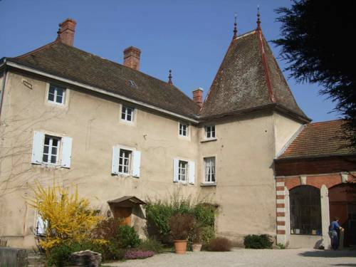 L'Orangerie : Bed and Breakfast near Saint-Jean-le-Vieux