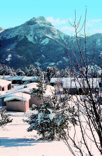 Le Pigneroux : Guest accommodation near Prunières