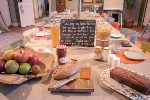 La Ferme d'Armenon : Bed and Breakfast near Pecqueuse