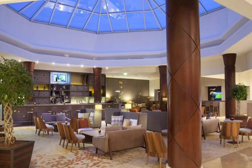 Paris Marriott Charles de Gaulle Airport Hotel : Hotel near Roissy-en-France