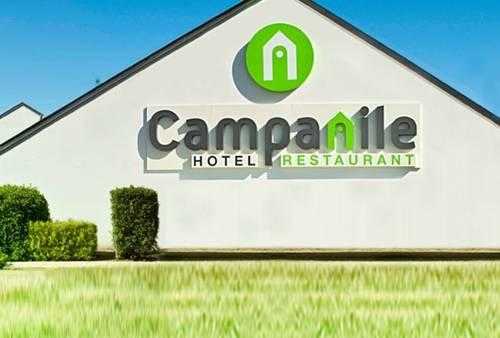Campanile Le Havre Est - Gonfreville : Hotel near Saint-Martin-du-Manoir
