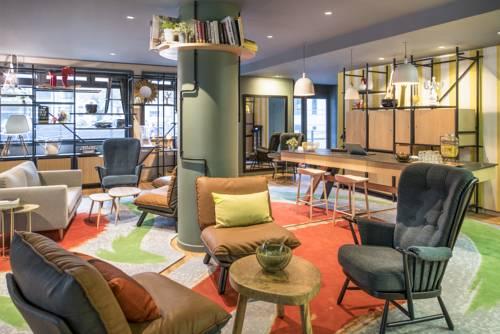 Aparthotel Adagio Paris Bercy Village : Guest accommodation near Paris 12e Arrondissement