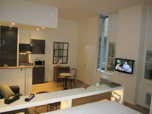 Les Appartements du Centre de Bordeaux : Hotel near Gironde