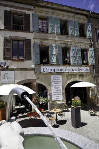 Comptoir de nos Fermes : Bed and Breakfast near Le Castéra