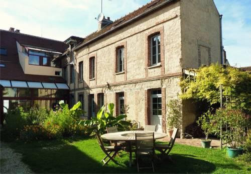 Les 5 Sens : Hotel near Yonne