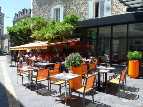 Logis Le Fontarabie : Hotel near Vendée
