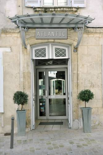 Hôtel Atlantic : Hotel near La Rochelle