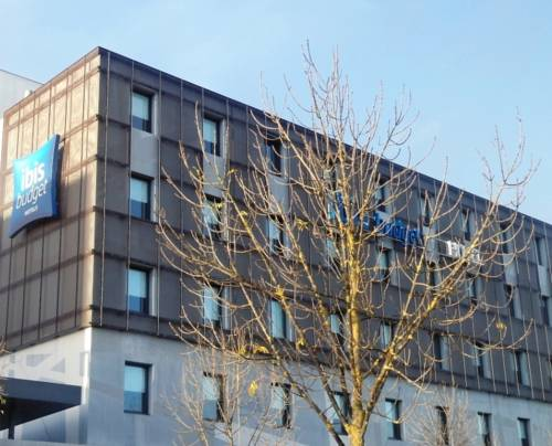 ibis budget Bordeaux Centre Bastide : Hotel near Cenon