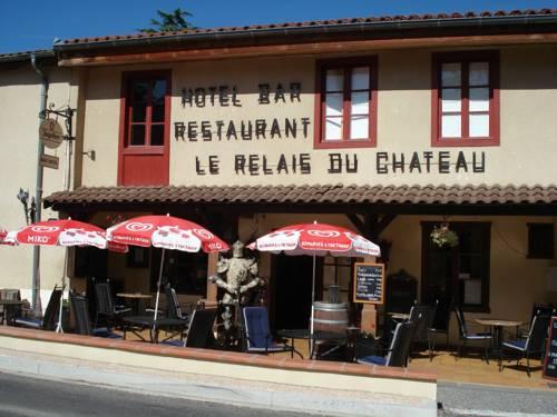 Relais du Château : Hotel near Aussos