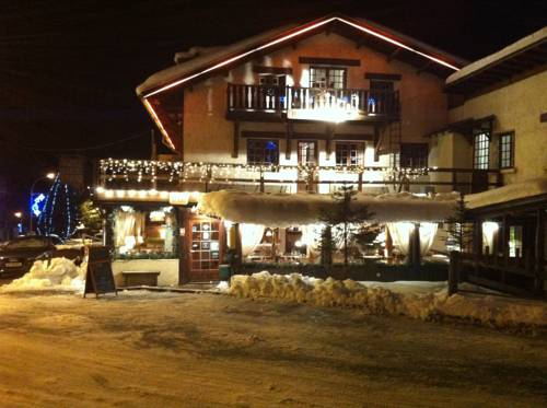 Hotel Franz : Hotel near Entraunes