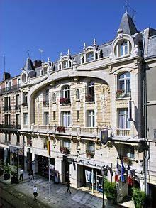 Best Western Hôtel d'Arc : Hotel near Orléans