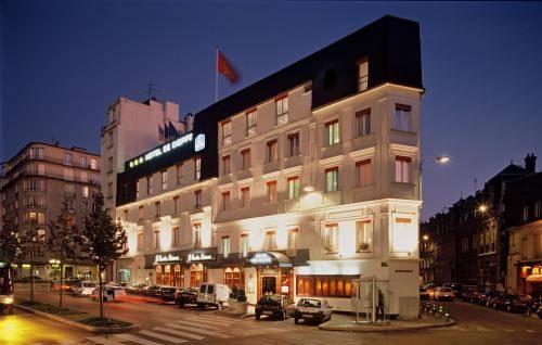 hotel mont saint aignan hotels near mont saint aignan 76130 france. Black Bedroom Furniture Sets. Home Design Ideas