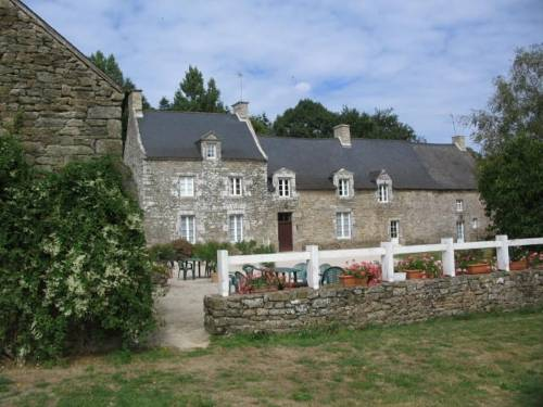 Manoir de Tregu : Guest accommodation near Berric