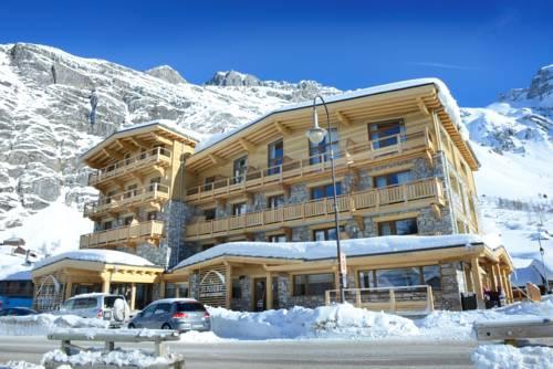 La Tovière : Hotel near Val-d'Isère
