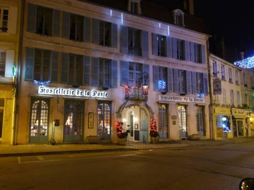 Hostellerie de la Poste - Châteaux et Hôtels Collection : Hotel near Yonne