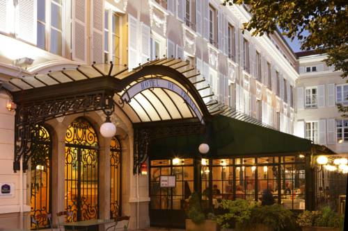 Best Western Hôtel de France : Hotel near Ain