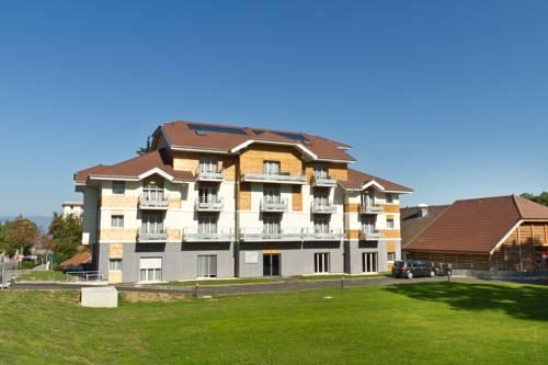 Hotel Villa Thermae Thonon
