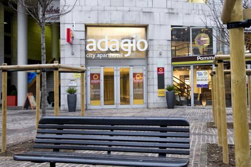 Adagio La Défense Esplanade : Residence near Courbevoie