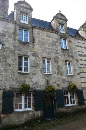 Baradoz Bihan : Guest accommodation near Landerneau