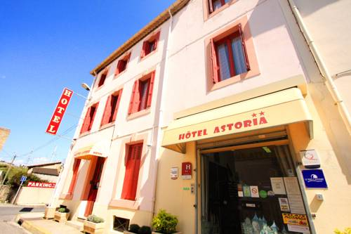 Hotel Astoria : Hotel near Carcassonne