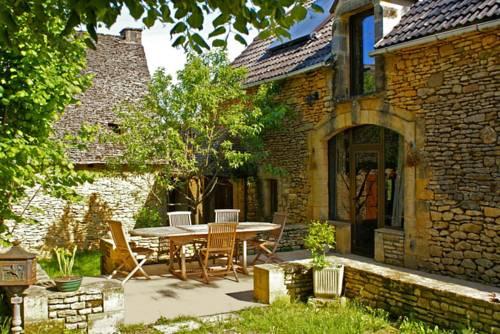 La Ferme du Pech : Bed and Breakfast near Archignac