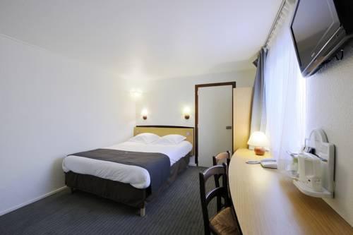 Campanile Paris - Saint-Denis Quai-De-St Ouen : Hotel near Villeneuve-la-Garenne
