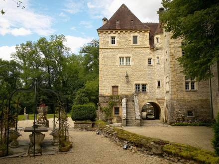 Holiday Home Vieux Chateau Voutenay s/Cure : Guest accommodation near Arcy-sur-Cure