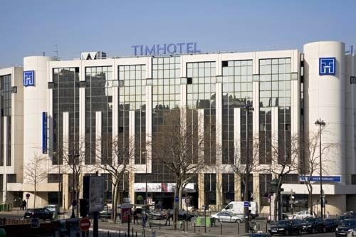 Timhotel Berthier Paris 17 : Hotel near Clichy