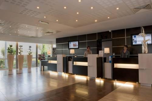 Novotel Reims Tinqueux : Hotel near Chaudardes