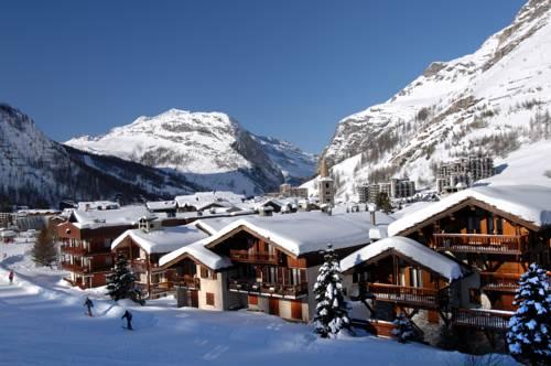 Odalys Le Haut De Rogoney : Guest accommodation near Val-d'Isère