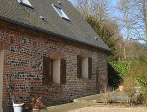 Grange du Tôt : Guest accommodation near Saint-Martin-du-Manoir
