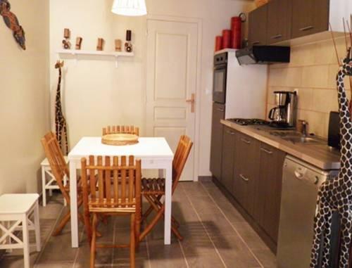 Les Gîtes du Monde , Appartements une ou deux chambres : Apartment near Le Havre