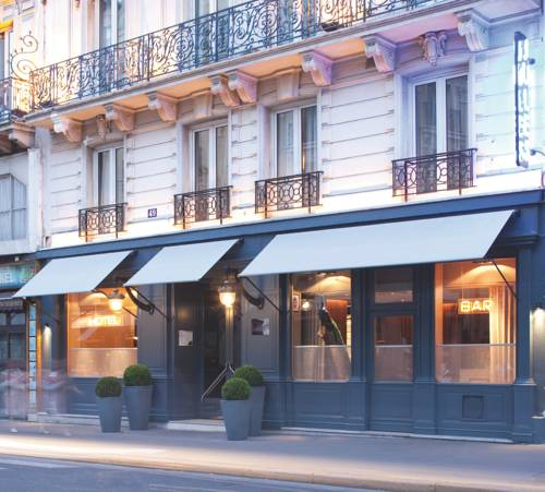 Best Western Premier Opéra Faubourg (Ex Hotel Jules) : Hotel near Paris 9e Arrondissement