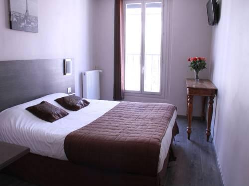 Jeff Hotel : Hotel near Paris 9e Arrondissement