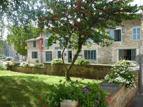 Hôtel Restaurant Vuillot : Hotel near Flacey-en-Bresse