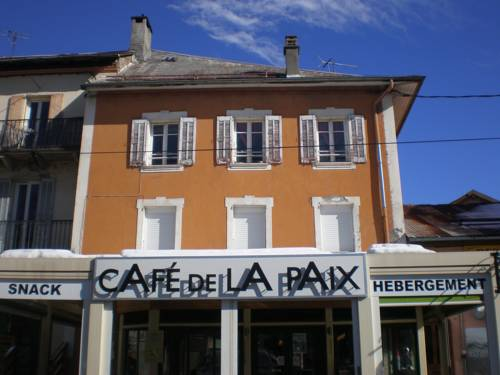 Appart Hotel de la Paix : Guest accommodation near Barcelonnette