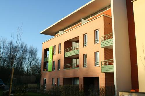 Appart'City Confort St Quentin en Yvelines – Bois d'Arcy : Guest accommodation near Chavenay