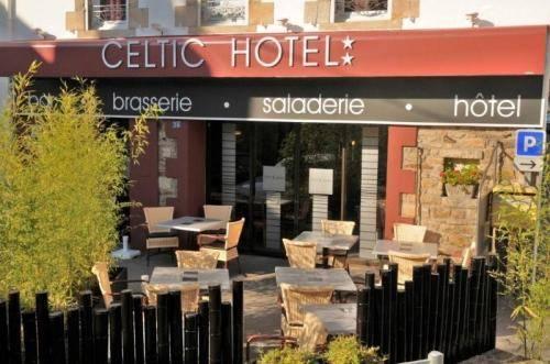 Citotel Celtic Hotel : Hotel near Auray