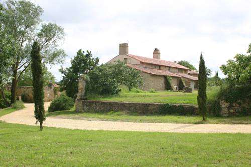 Le Mas d'Anjou : Guest accommodation near Aubigné-sur-Layon