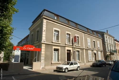 Le Castel : Hotel near Tournon-sur-Rhône