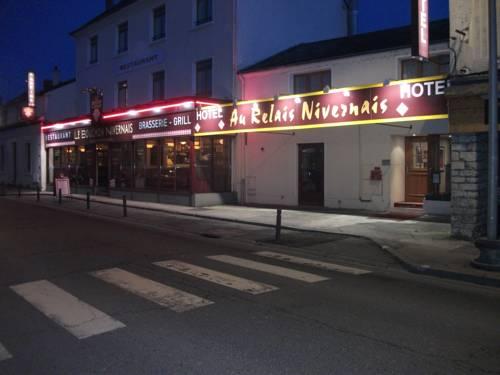 Au Relais Nivernais : Hotel near Coulanges-lès-Nevers