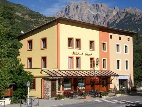 Hôtel de la Mairie : Hotel near L'Argentière-la-Bessée