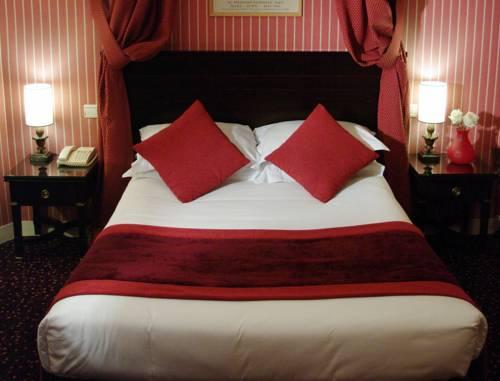 Best Western Hôtel de Neuville : Hotel near Levallois-Perret