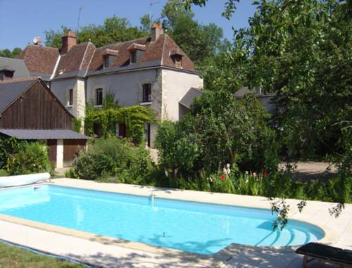 Chambre d'Hôtes Le Moulin des Landes : Bed and Breakfast near Noizay