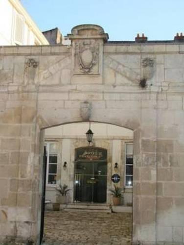 Hotel François 1er : Hotel near La Rochelle